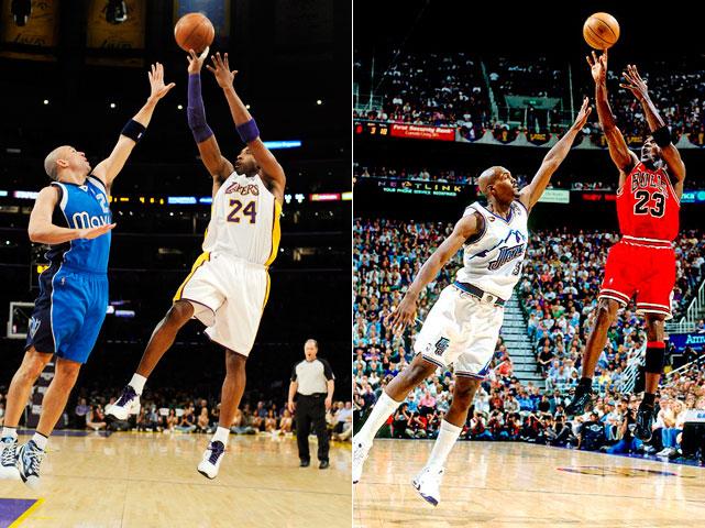 Kobe-Bryant-Michael-Jordan-Fadeaway