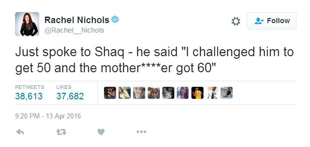 shaq 60