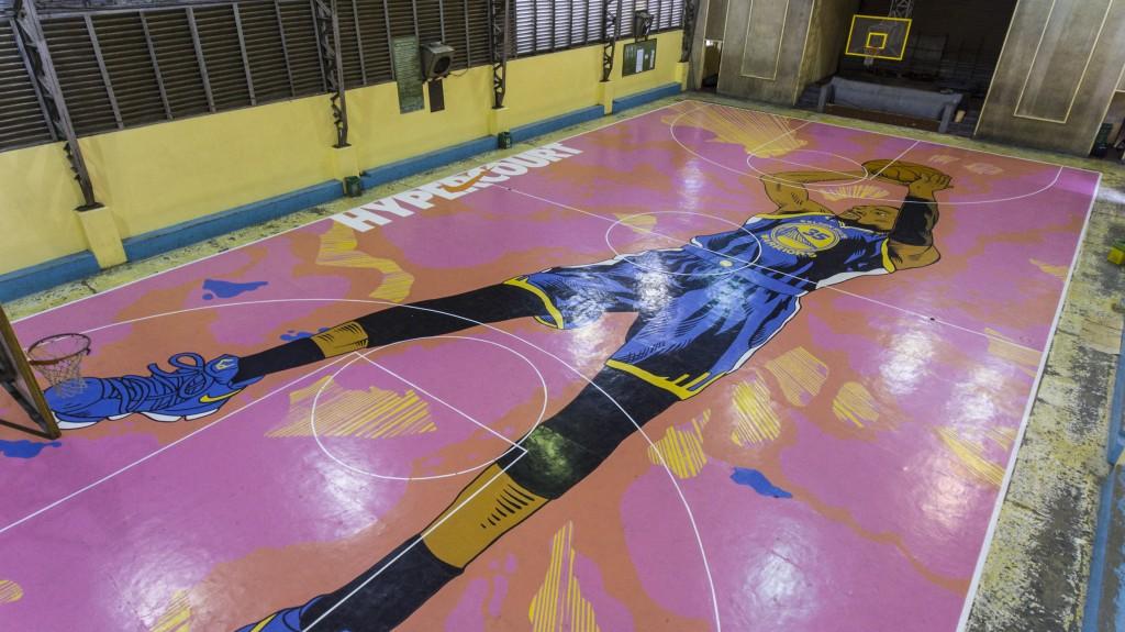 Nike Comembo Hyper Court 2