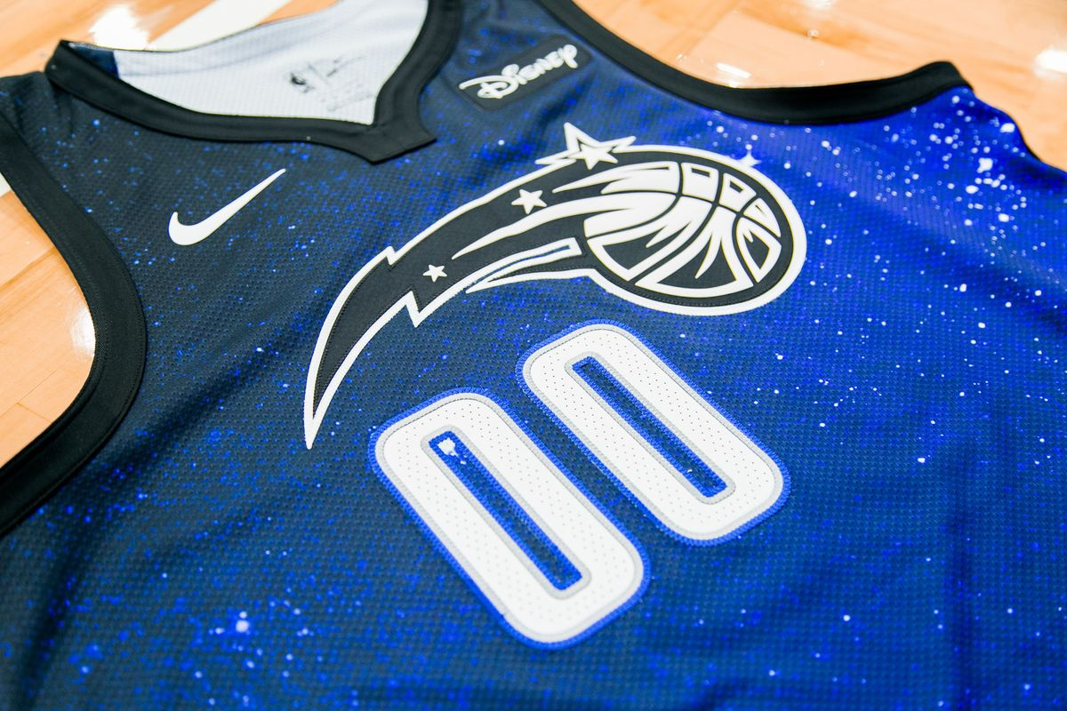 If someone gave you an Aaron Gordon Orlando Magic City jersey as a gift 2ad444b66