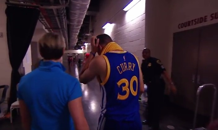 curry injury
